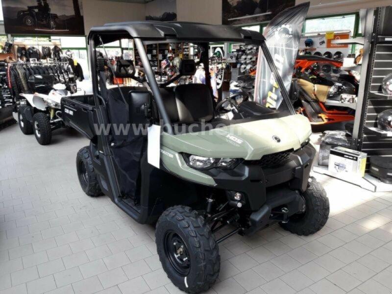 ATV & Quad des Typs Can Am Traxter HD5 T, Neumaschine in Olpe (Bild 3)