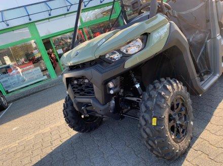 ATV & Quad des Typs Can Am Traxter HD8 T, Neumaschine in Olpe (Bild 3)