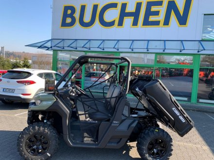 ATV & Quad des Typs Can Am Traxter HD8 T, Neumaschine in Olpe (Bild 4)