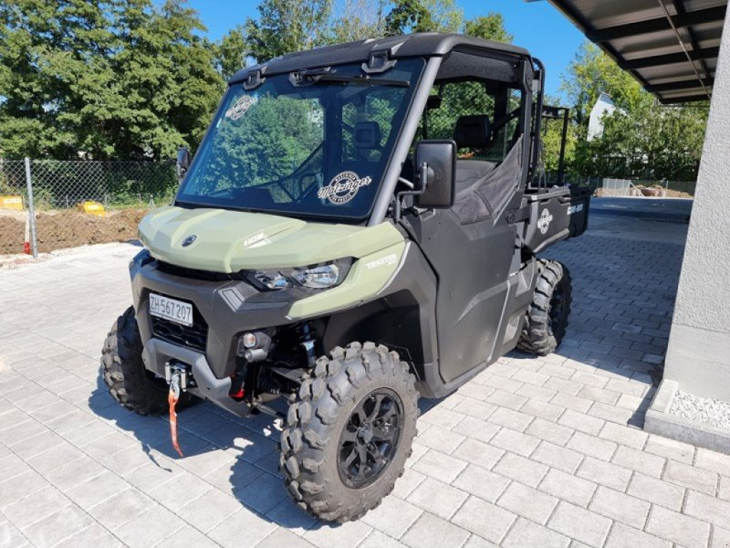 ATV & Quad типа Can Am Traxter HD8 XU, Ausstellungsmaschine в Steinmaur (Фотография 1)