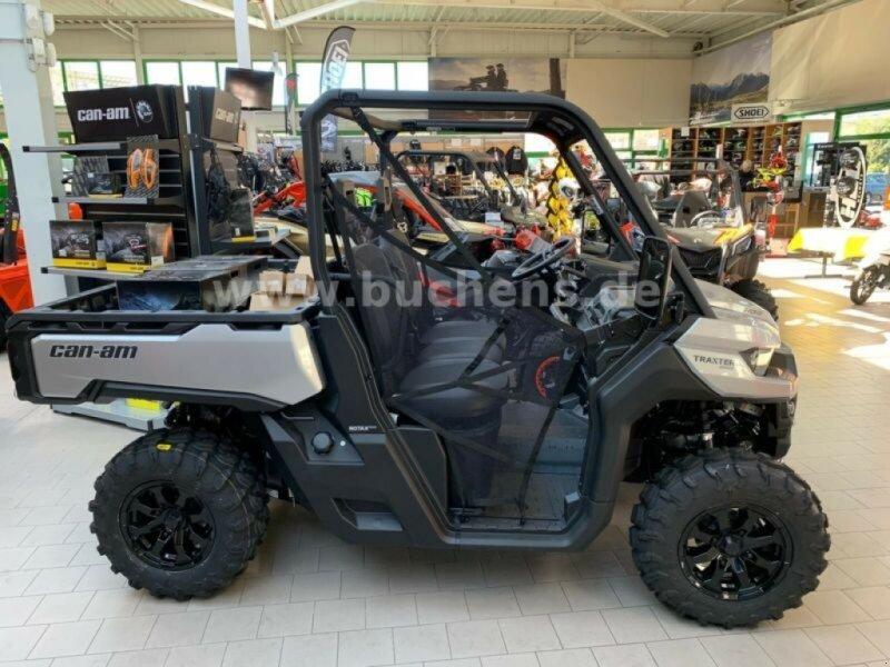 ATV & Quad des Typs Can Am Traxter PRO HD8 T, Neumaschine in Olpe (Bild 2)