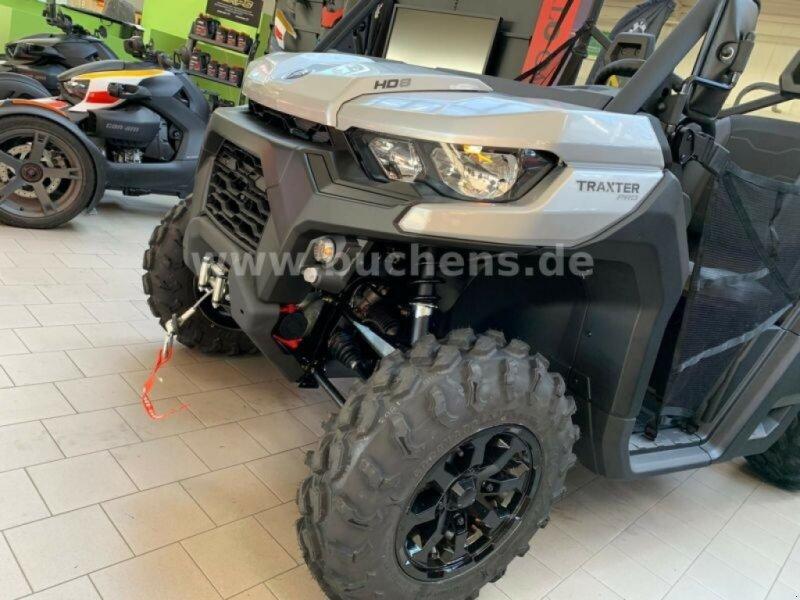 ATV & Quad des Typs Can Am Traxter PRO HD8 T, Neumaschine in Olpe (Bild 5)