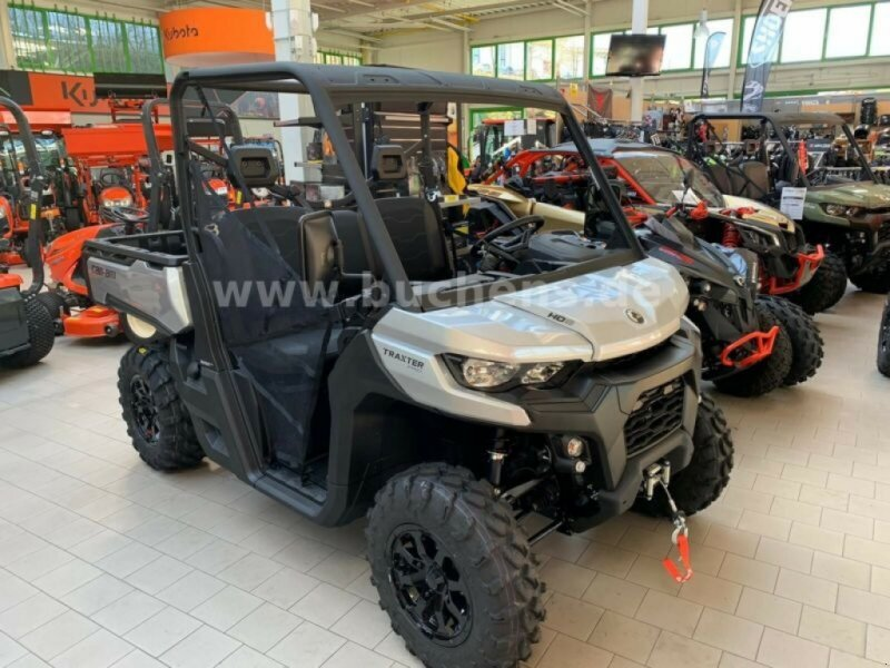 ATV & Quad типа Can Am Traxter PRO HD8 T, Neumaschine в Olpe (Фотография 1)