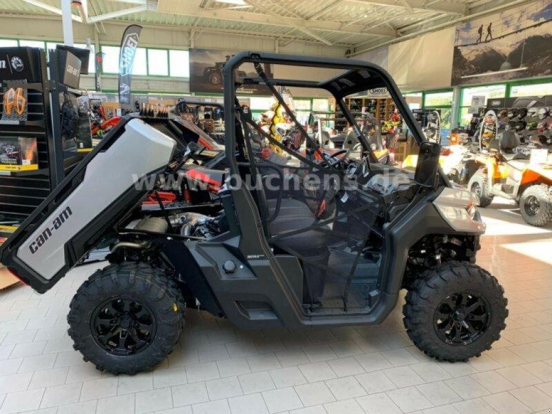 ATV & Quad des Typs Can Am Traxter PRO HD8 T, Neumaschine in Olpe (Bild 3)
