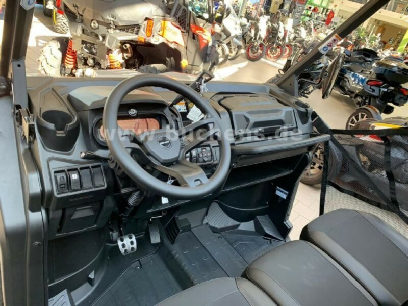 ATV & Quad des Typs Can Am Traxter PRO HD8 T, Neumaschine in Olpe (Bild 7)