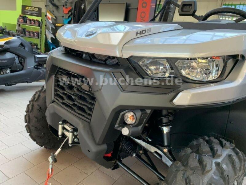 ATV & Quad des Typs Can Am Traxter PRO HD8 T, Neumaschine in Olpe (Bild 4)