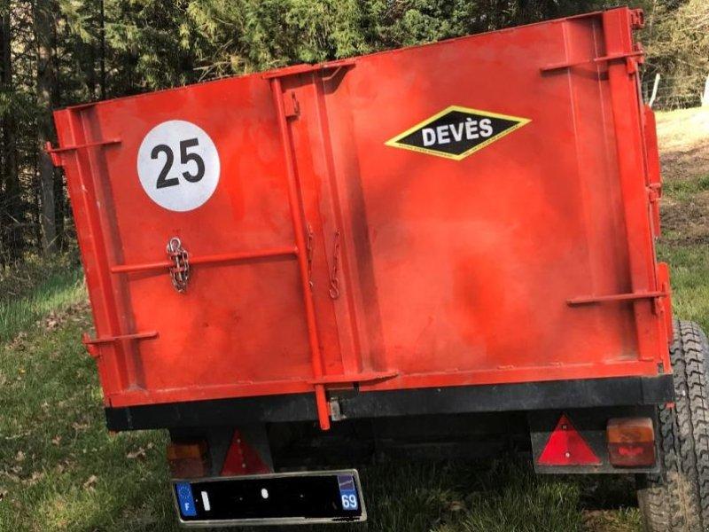 ATV & Quad типа Deves GV 15 BR, Gebrauchtmaschine в ST MARTIN EN HAUT (Фотография 1)
