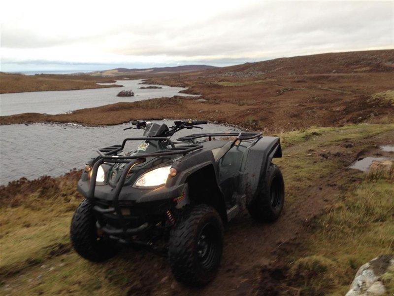 ATV & Quad типа Eco 100% EL drevet, Gebrauchtmaschine в Korsør (Фотография 1)