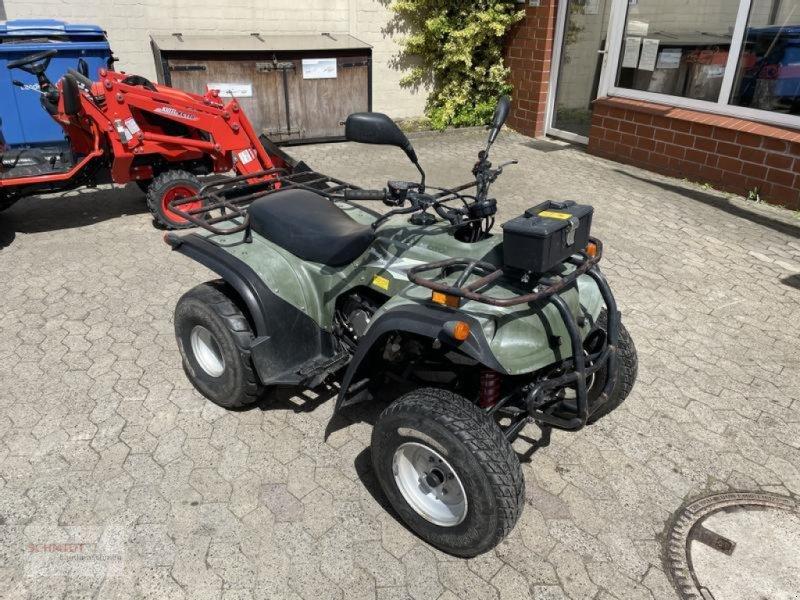 ATV & Quad des Typs Hercules ATV-300U, Gebrauchtmaschine in Obernholz  OT Steimke (Bild 1)