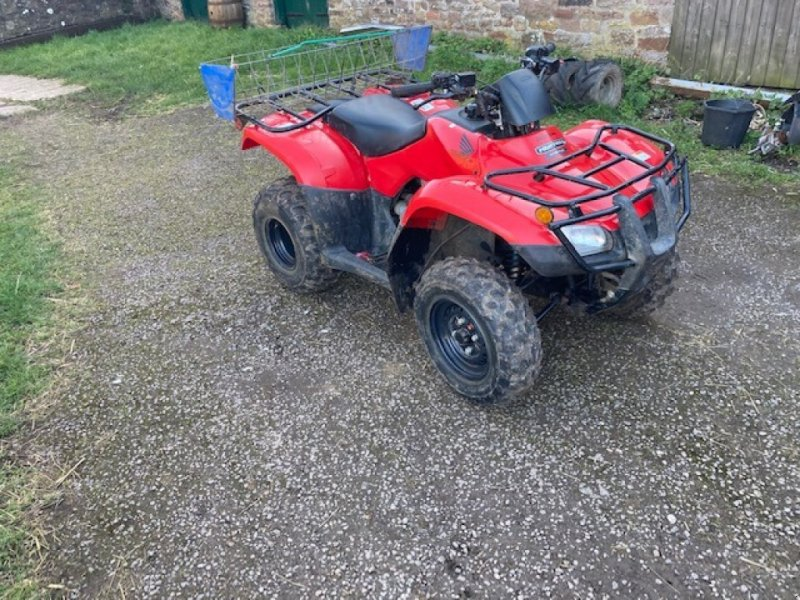 ATV & Quad of the type Honda TRX 250, Gebrauchtmaschine in Thornbury (Picture 1)