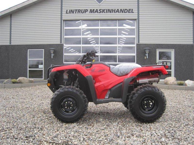 ATV & Quad типа Honda TRX 420 FA DEMO model fra udstillingen, Gebrauchtmaschine в Lintrup (Фотография 1)