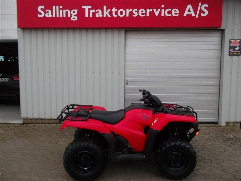 ATV & Quad типа Honda TRX 420 FE, Gebrauchtmaschine в Spøttrup (Фотография 1)