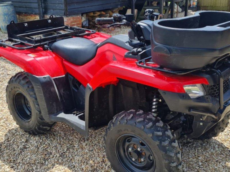 ATV & Quad типа Honda TRX 420, Gebrauchtmaschine в Wallingford (Фотография 1)