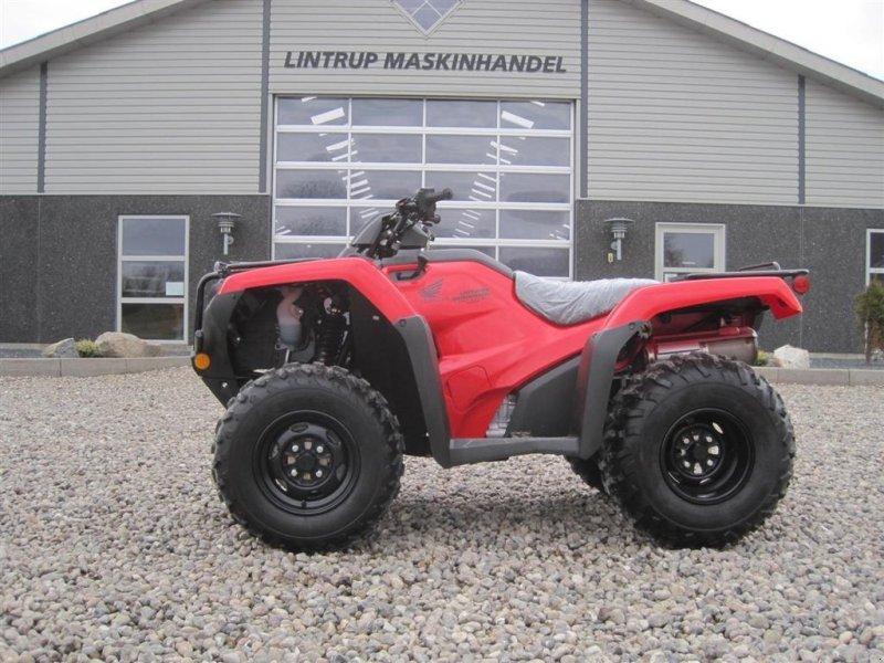 ATV & Quad типа Honda TRX 420FE Demo model fra udstillingen, Gebrauchtmaschine в Lintrup (Фотография 1)