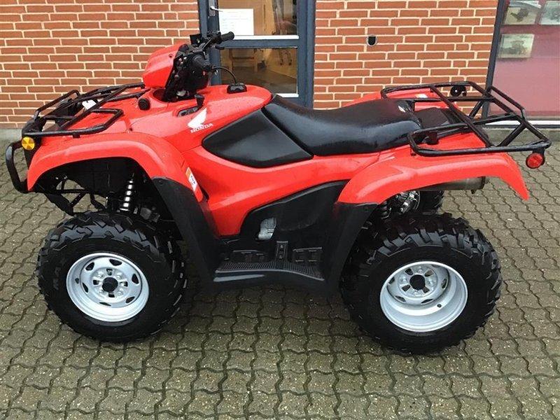 ATV & Quad типа Honda TRX 500FPE Powerstyring, Gebrauchtmaschine в Bredsten (Фотография 1)