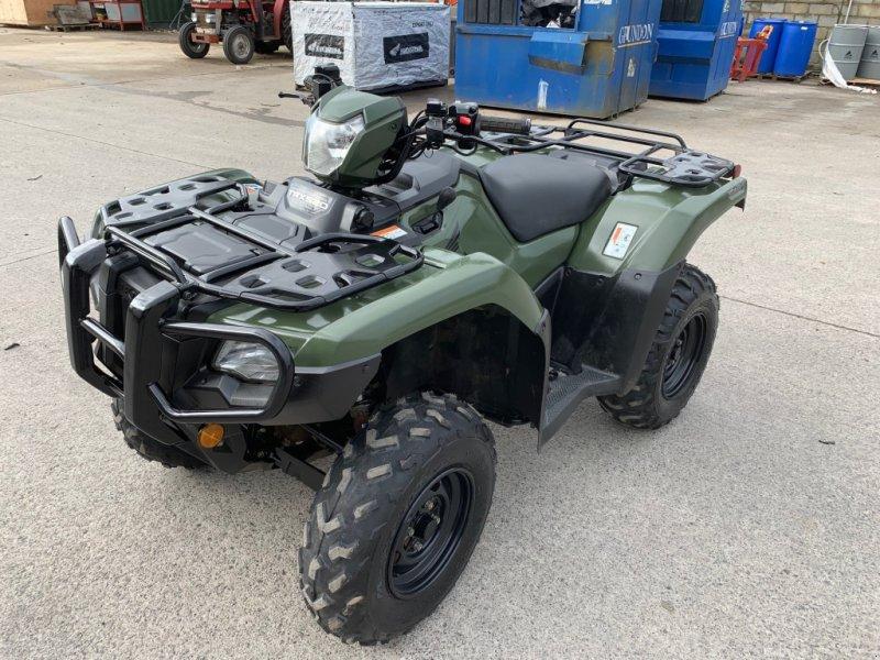 ATV & Quad des Typs Honda TRX 520 FA, Gebrauchtmaschine in Wallingford (Bild 1)