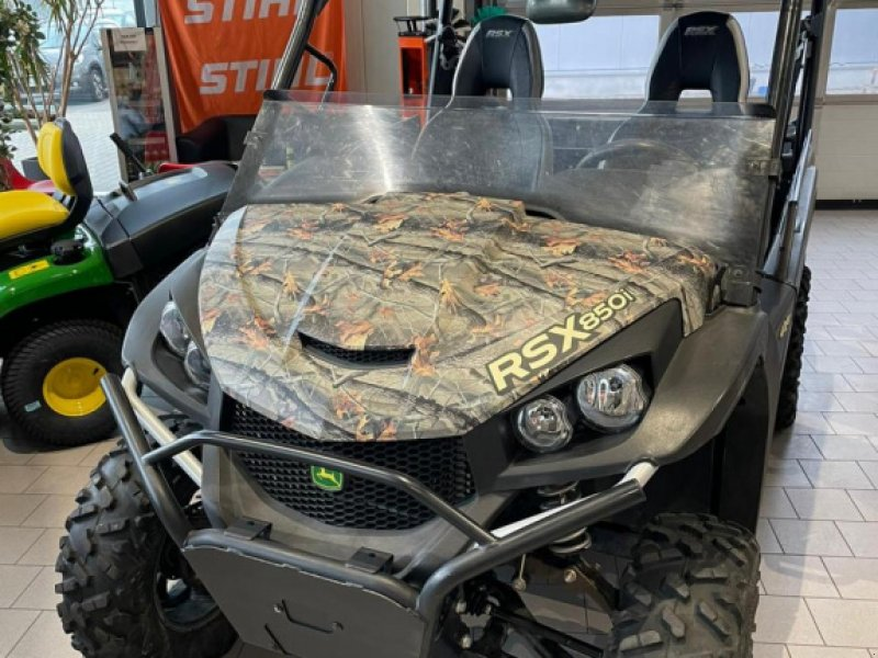 ATV & Quad des Typs John Deere Gator RSX850I fast, Gebrauchtmaschine in Worms (Bild 1)