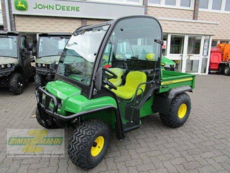 ATV & Quad des Typs John Deere Gator TS4X2 Kabine, Gebrauchtmaschine in Wesseling-Berzdorf (Bild 1)