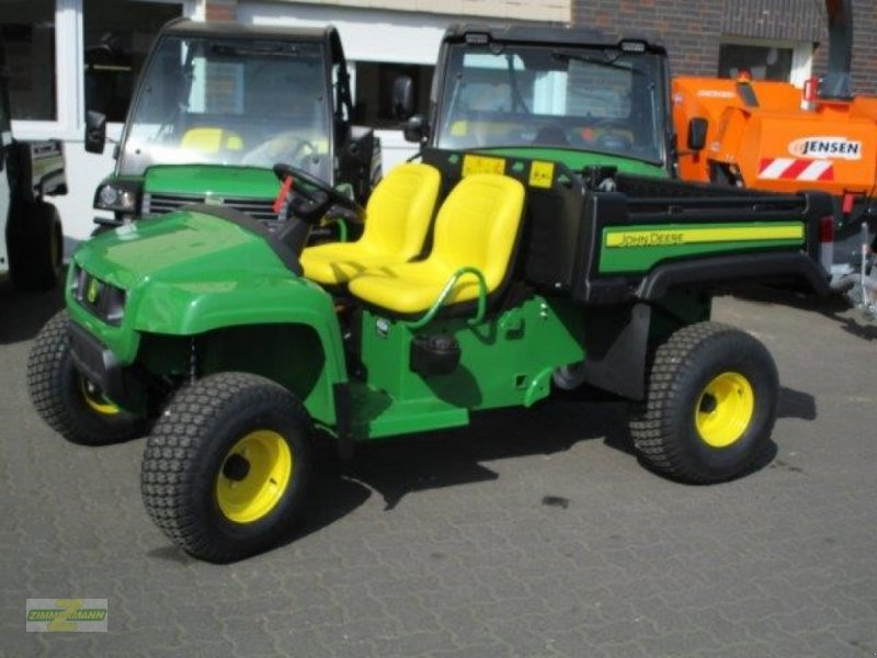 ATV & Quad des Typs John Deere Gator TX, Gebrauchtmaschine in Wesseling-Berzdorf (Bild 1)