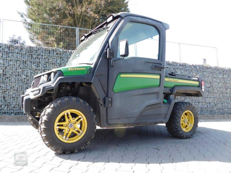 ATV & Quad tip John Deere Gator XUV 865M, Gebrauchtmaschine in Gross-Bieberau (Poză 1)