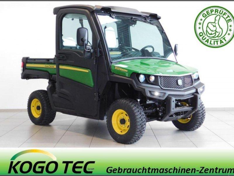 ATV & Quad типа John Deere Gator XUV 865M, Gebrauchtmaschine в Neubeckum (Фотография 1)
