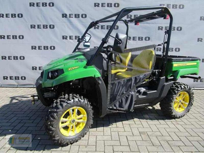 ATV & Quad des Typs John Deere GATOR? XUV560E DM (M, Neumaschine in Winsen (Bild 1)