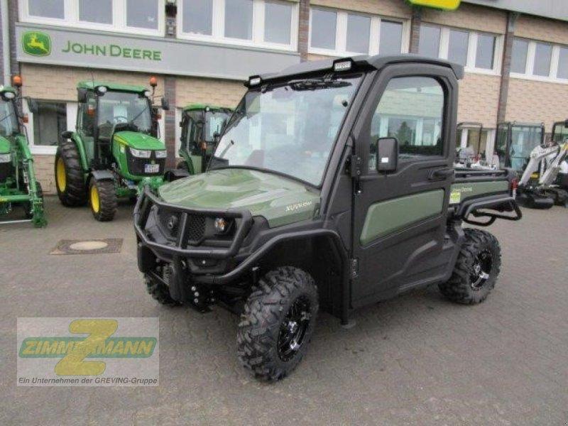 ATV & Quad des Typs John Deere Gator XUV835M oliv Maxxis Felgen, Gebrauchtmaschine in Wesseling-Berzdorf (Bild 1)
