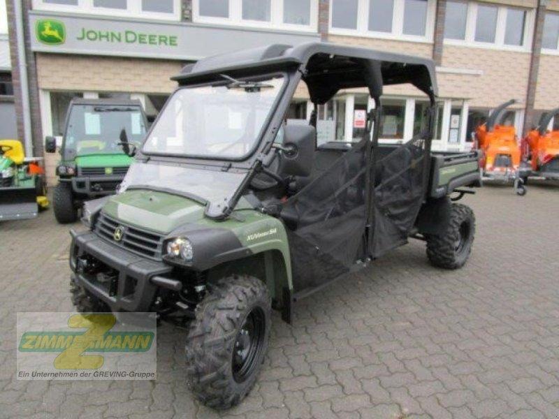ATV & Quad des Typs John Deere Gator XUV855M S4 Oliv, Gebrauchtmaschine in Wesseling-Berzdorf (Bild 1)