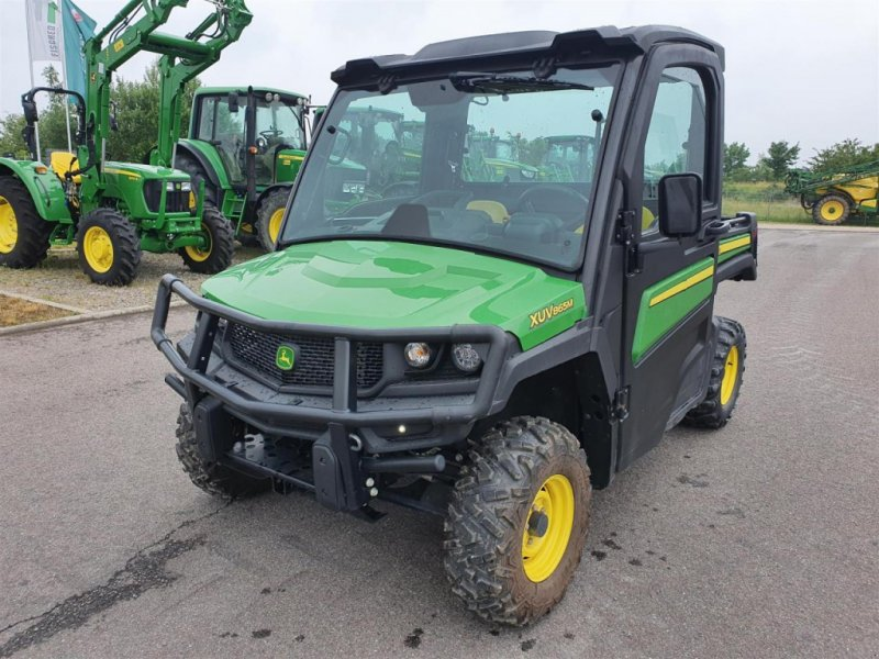 ATV & Quad типа John Deere Gator XUV865M grün, Gebrauchtmaschine в Niederkirchen (Фотография 1)