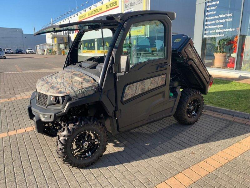 ATV & Quad des Typs John Deere Gator XUV865M, Neumaschine in Worms (Bild 1)