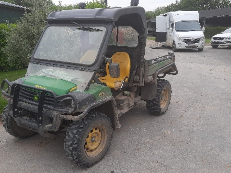 ATV & Quad типа John Deere XUV 855D, Gebrauchtmaschine в Wargnies Le Grand (Фотография 1)