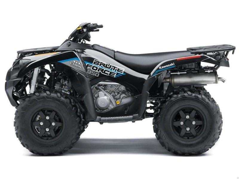 ATV & Quad des Typs Kawasaki KVF 750 ATV, Gebrauchtmaschine in Vinderup (Bild 1)