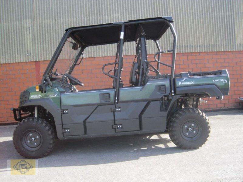 ATV & Quad des Typs Kawasaki PRO DX-T, Vorführmaschine in Beelen (Bild 1)