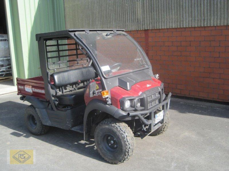 ATV & Quad des Typs Kawasaki SX 4x4, Vorführmaschine in Beelen (Bild 1)