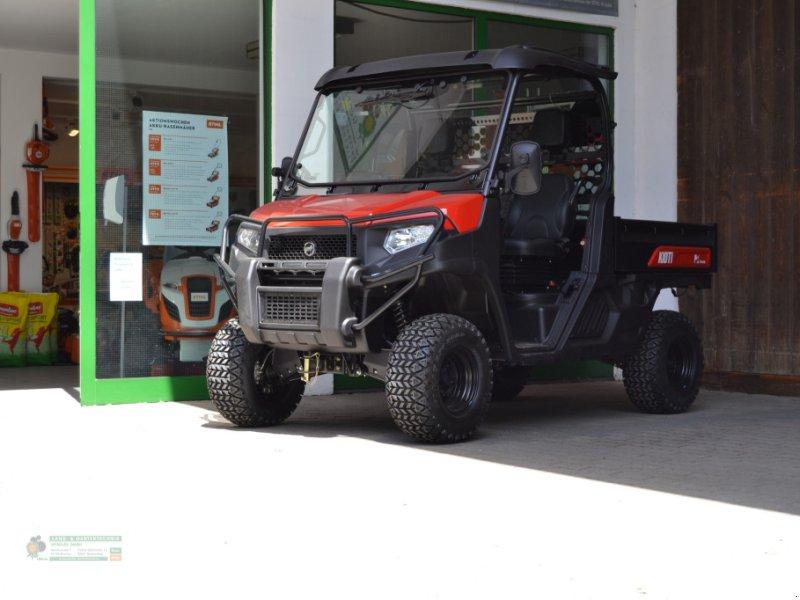 ATV & Quad des Typs Kioti K 9, Neumaschine in Oberhaching (Bild 2)