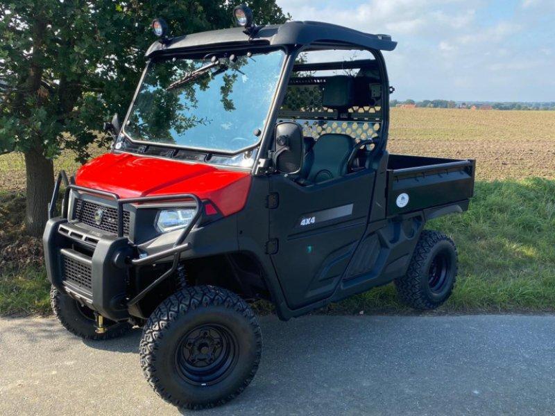 ATV & Quad des Typs Kioti K9 2400, Gebrauchtmaschine in Klempau (Bild 2)