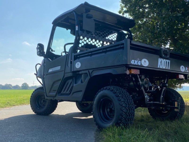 ATV & Quad des Typs Kioti K9 2400, Gebrauchtmaschine in Klempau (Bild 4)