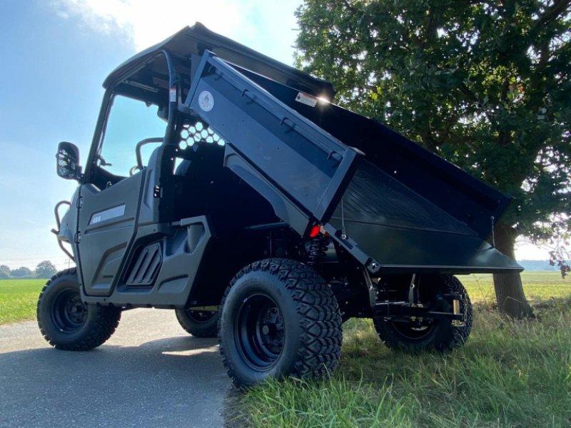 ATV & Quad des Typs Kioti K9 2400, Gebrauchtmaschine in Klempau (Bild 6)