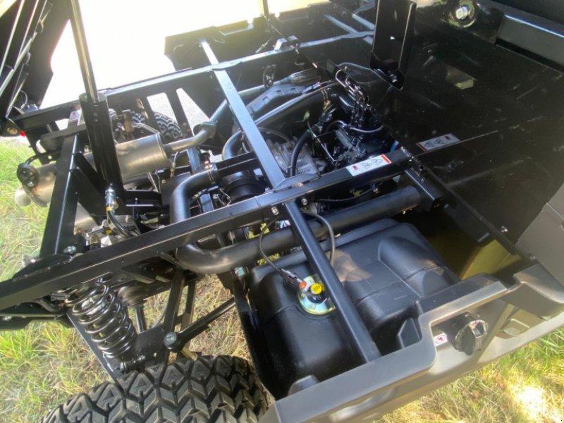 ATV & Quad des Typs Kioti K9 2400, Gebrauchtmaschine in Klempau (Bild 8)