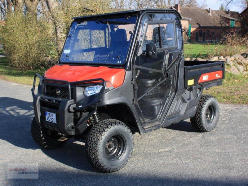 ATV & Quad des Typs Kioti K9 Vorführfahrzeug, Vorführmaschine in Obernholz  OT Steimke (Bild 1)