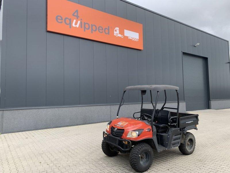 ATV & Quad типа Kioti TOP: MEC 2210 4x4, L/H gear, 874 hrs, EC approval, VCS approved, Gebrauchtmaschine в Moerdijk (Фотография 1)