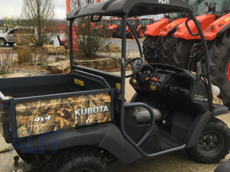 ATV & Quad des Typs Kubota RTV 500, Gebrauchtmaschine in Bitburg-Flugplatz (Bild 1)