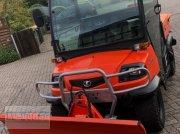 Kubota RTV 900 mit Schneeschild und Salzstreuer ATV & Quad