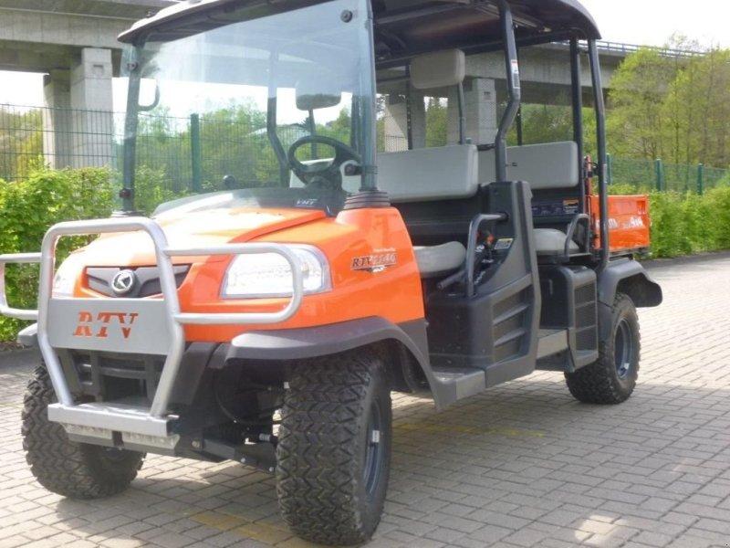 ATV & Quad tipa Kubota RTV 900 Rammschutz, Neumaschine u Olpe (Slika 1)