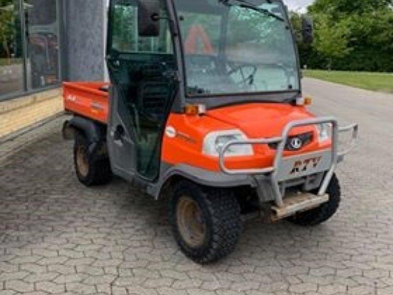 ATV & Quad a típus Kubota RTV 900, Gebrauchtmaschine ekkor: Kastrup (Kép 2)
