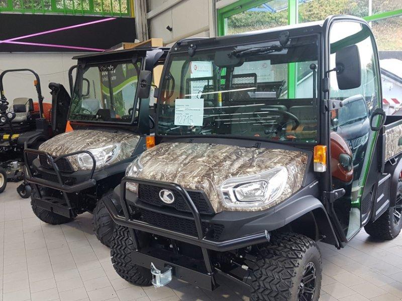 ATV & Quad des Typs Kubota RTVX 1110 Camouflage, Neumaschine in Olpe (Bild 1)