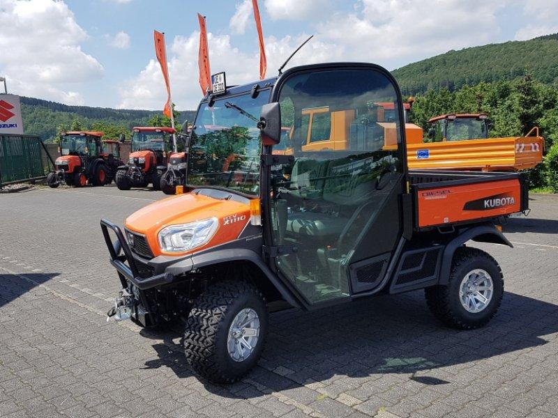 ATV & Quad des Typs Kubota RTVX 1110 incl Kabine, Neumaschine in Olpe (Bild 1)