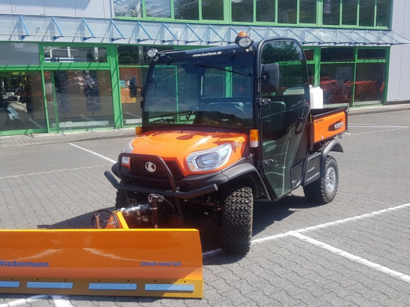 "ATV & Quad des Typs Kubota RTVX 1110 ""Winterdienstpaket""ab 0,0%, Neumaschine in Olpe (Bild 1)"