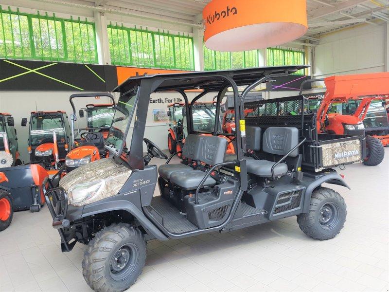 ATV & Quad des Typs Kubota RTVX 1140, Neumaschine in Olpe (Bild 1)