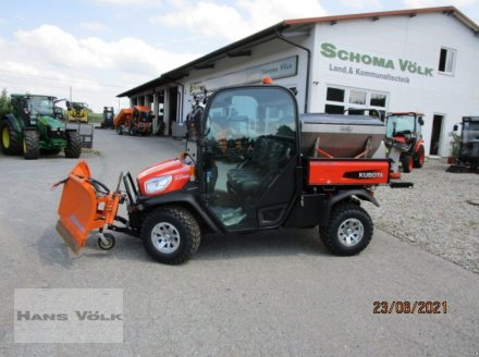 Kubota RTVX1110 ATV & Quad